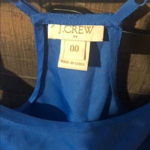 J. Crew Tops - Royal blue top and pink top